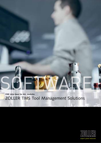 ZOLLER TMS Tool Management Solutions