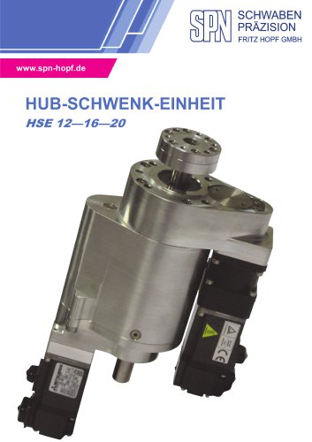 HUB-SCHWENK-EINHEIT
