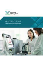 Mastersizer 3000 - La granulométrie intelligemment
