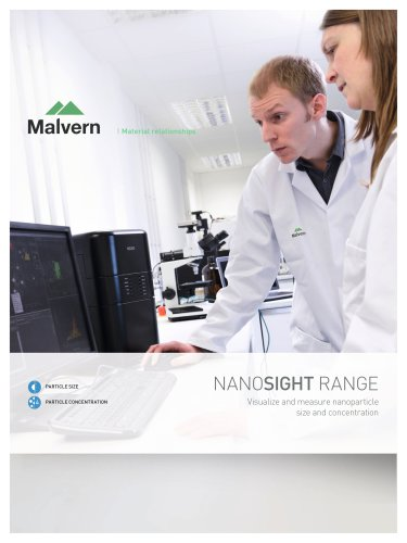 NanoSight Range