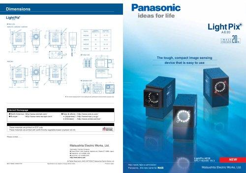 "Brochure ""LightPix AE20"""