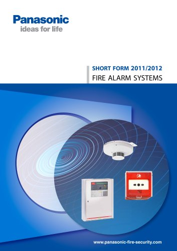 Fire alarm system 2011/2012