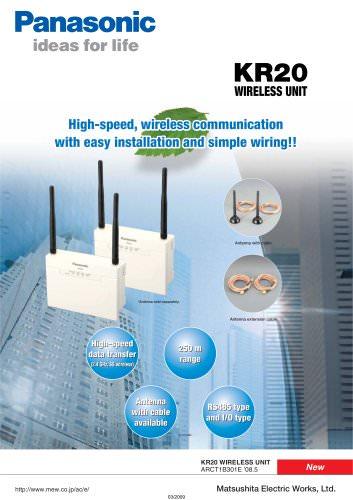 KR20 Wireless Unit