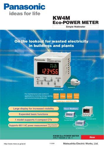 KW4M Eco-POWER METER