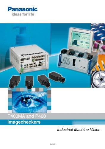 P400MA and P400 Imagecheckers