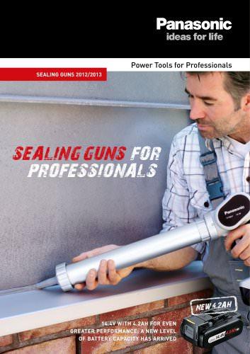 Sealing Guns 2012/2013