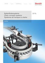 Systèmes de convoyage  à écailles VF 4.3