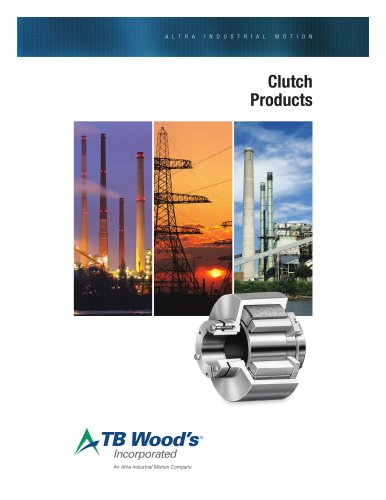 Clutch Product Catalog