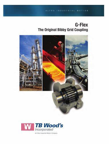 G-Flex Grid Couplings Catalog
