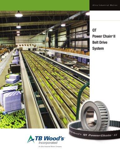 QT Power Chain II Belt Drive System