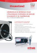 HygroGen2 Générateur portatif d'humidité