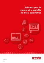 Rotronic Catalogo FR 2020
