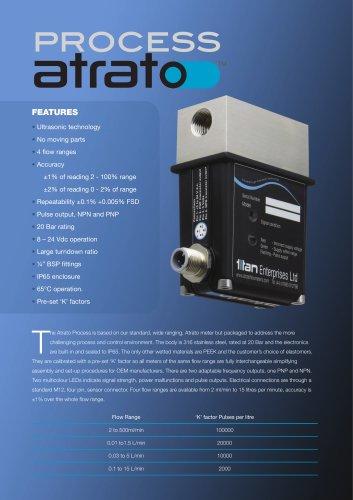 Process Atrato Ultrasonic