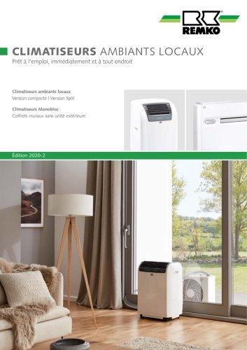 CLIMATISEURS AMBIANTS LOCAUX