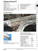 Conveyor System XS