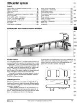 Pallet system X85