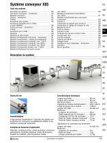 Système convoyeur X85