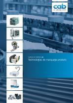 Technologies de marquage produits