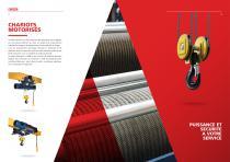 Palans électrique à càble – DRH Series - 3