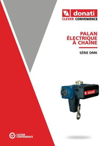 Palans électrique à chaine – DMK Series