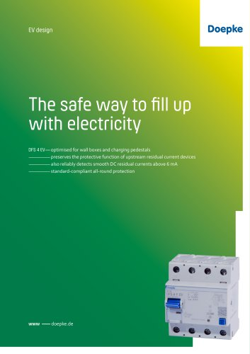 The safe way to fill up with electricity