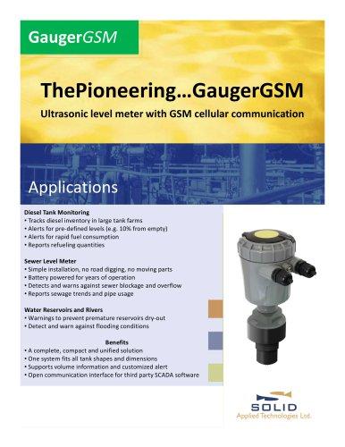 GAUGER GSM