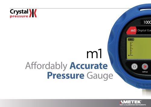 M1 Digital Test Gauge