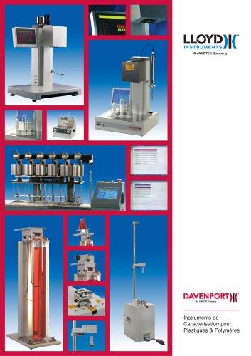 Polymer Test Instruments