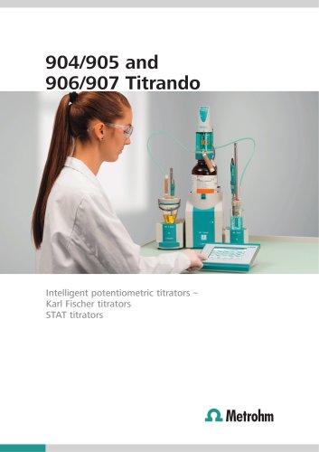 904/905/906/907 Titrando