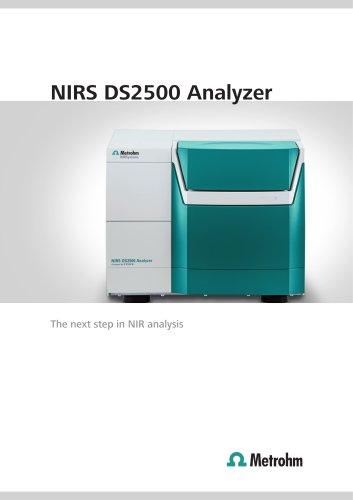 NIRS DS2500 Analyzer