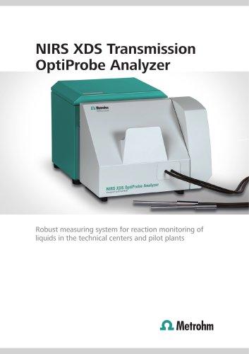NIRS XDS Transmission OptiProbe Analyzer