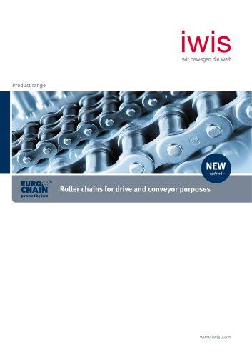 EUROCHAIN drive and conveyor chains