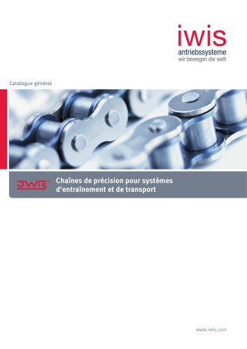 JWIS precision chain systems for