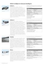 Brüleurs industriels pour gaz BIC, BICA, ZIC - 10