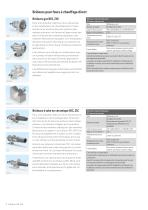 Brüleurs industriels pour gaz BIC, BICA, ZIC - 2