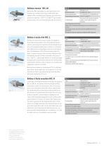Brüleurs industriels pour gaz BIC, BICA, ZIC - 3