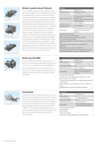 Brüleurs industriels pour gaz BIC, BICA, ZIC - 4