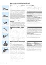 Brüleurs industriels pour gaz BIC, BICA, ZIC - 6