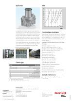 Régulateur de pression de gaz GDJ - 2