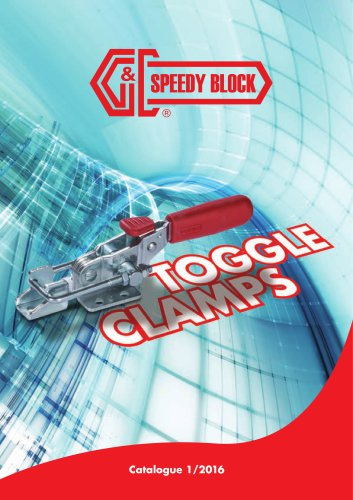 TOGGLE CLAMPS 1/2016