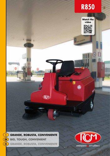 Sweeper R850