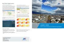 FPI AQMS-3000 Micro Environmental Air Monitoring System Mini station