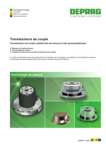Transducteurs de couple