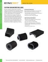 Bellows and Lift Covers Product Catalog Section