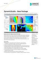 DynamicStudio Base Package