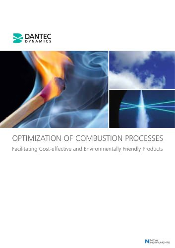 Optimization of Combustion Processes
