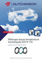 ECE R110 Mélanges basse température