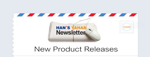 YAHAM New Outdoor X0 Series catalogue