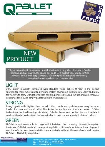 cardboard square tube
