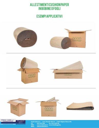 cushon paper samples